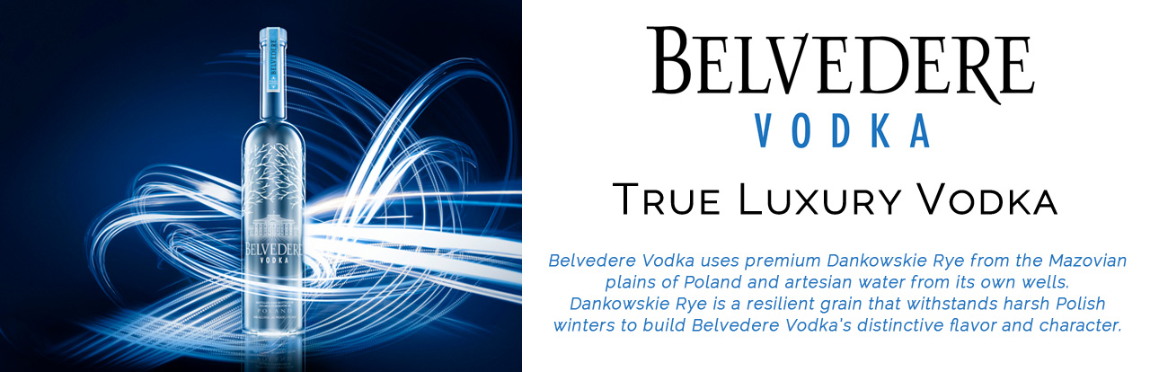 Vodka - Belvedere