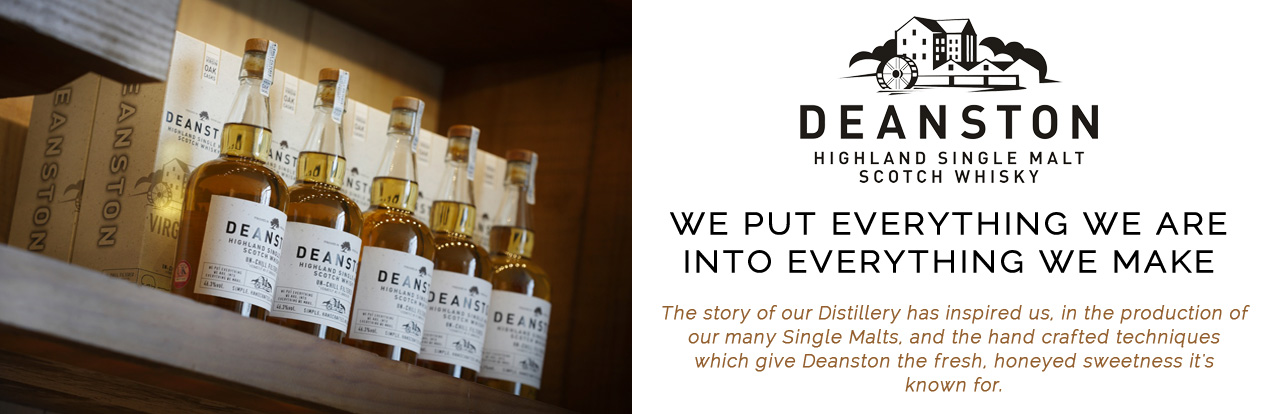 Deanston Scotch Whisky