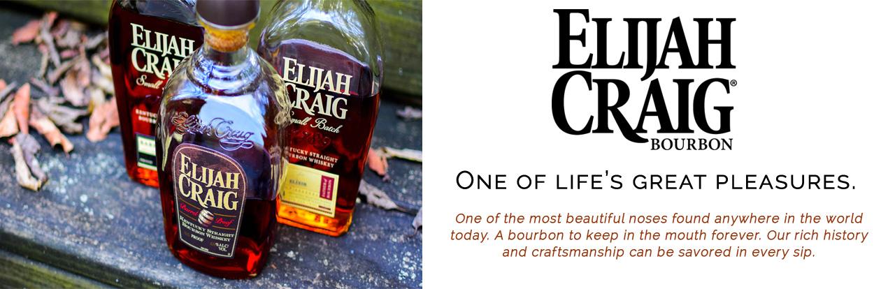 Elijah Craig American Whisky