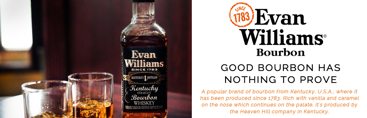 Evan Williams American Whisky