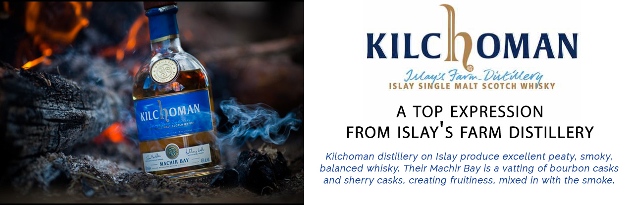 Kilchoman Scotch Whisky