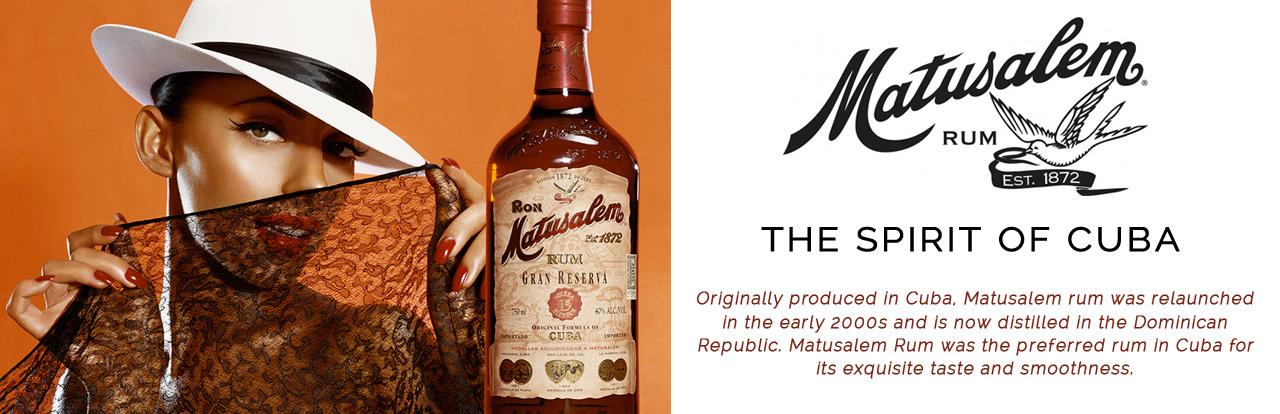 Rum - Matusalem