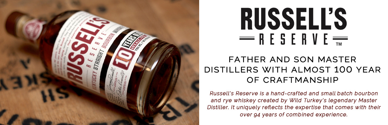 Russell's Reserve Whisky