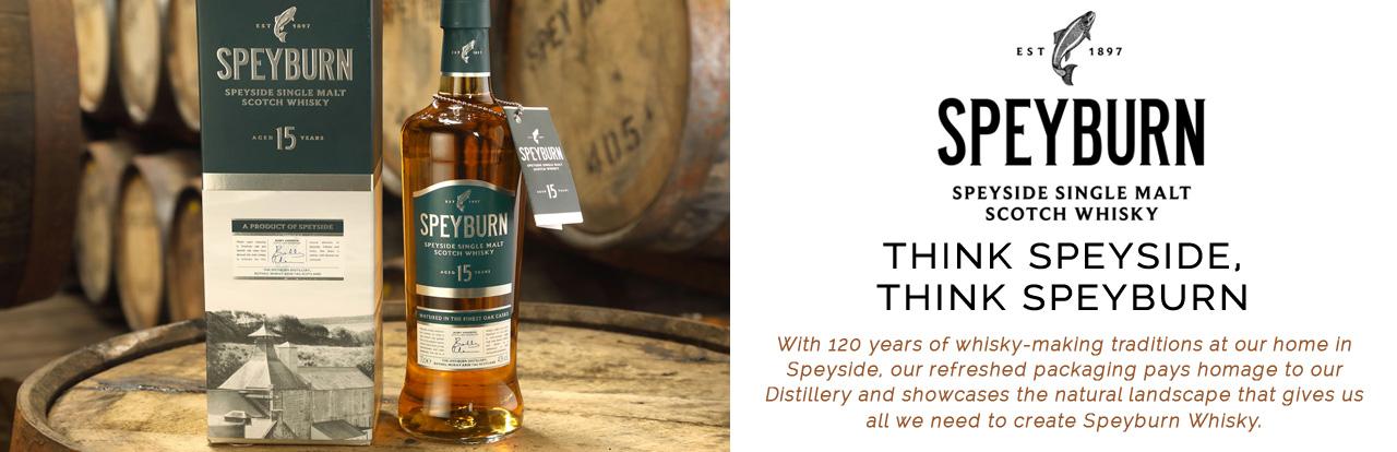 Speyburn Scotch Whisky