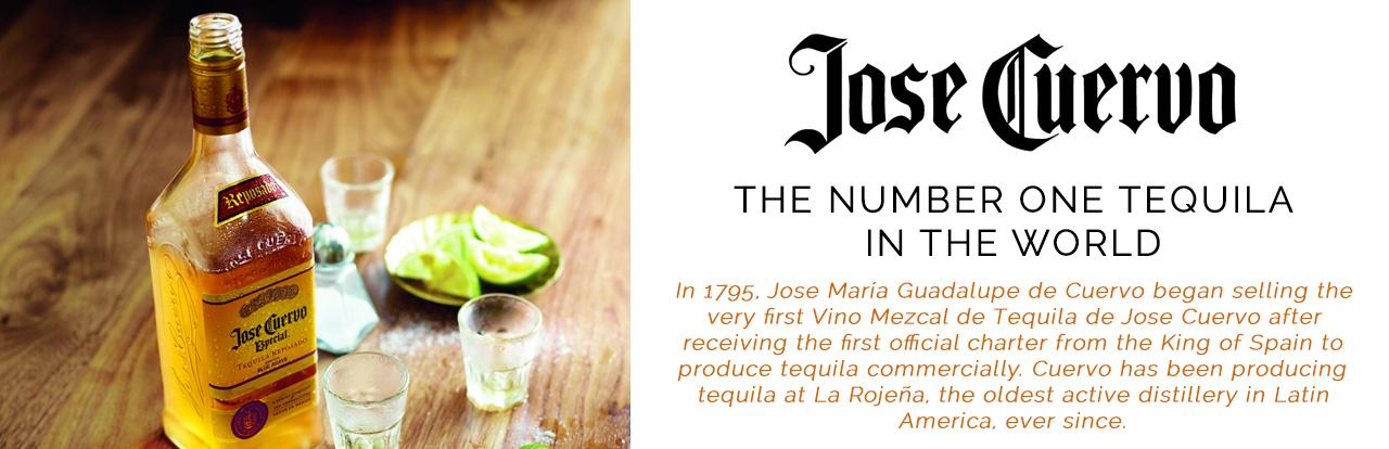 Tequila - Jose Cuervo