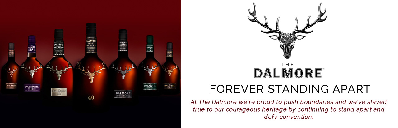 The Dalmore Scotch Whisky
