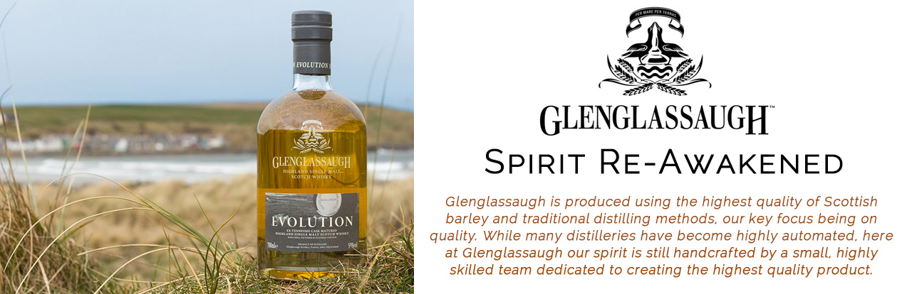 Glenglassaugh Scotch Whisky
