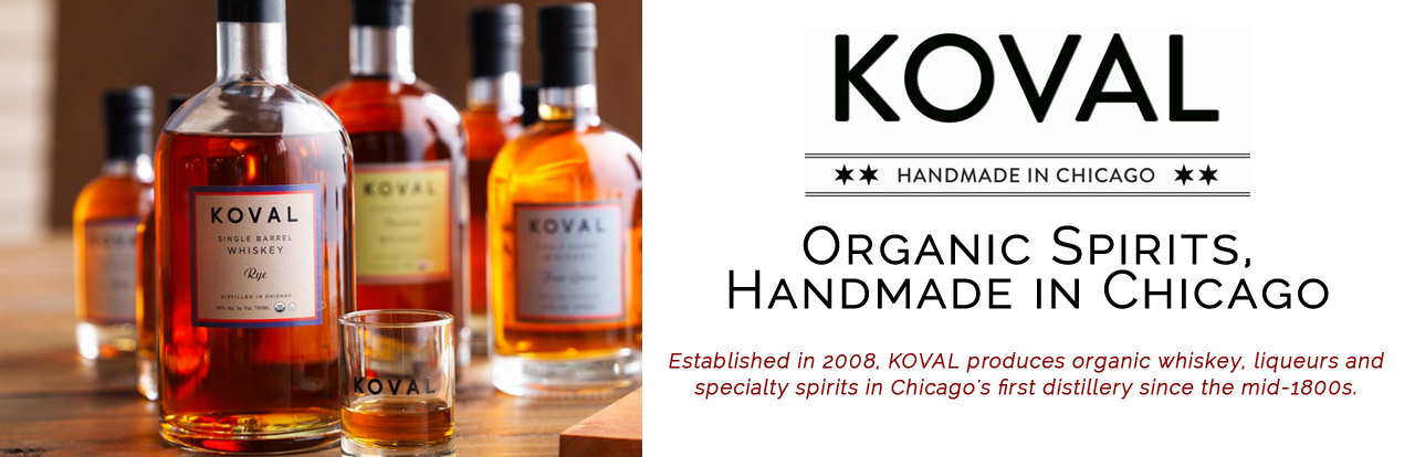 Koval American Whiskey