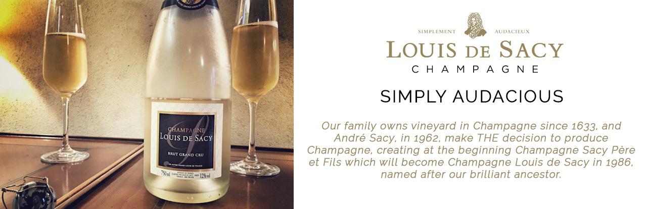 Louis de Sacy Champagne