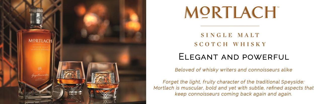 Mortlach Scotch Whisky