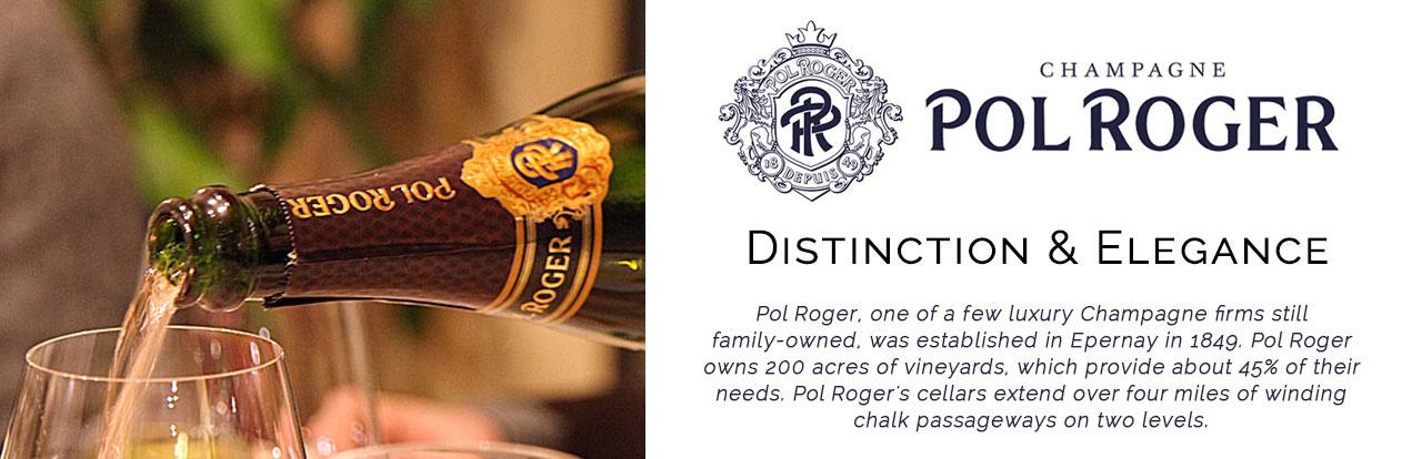 Pol Roger Champagne