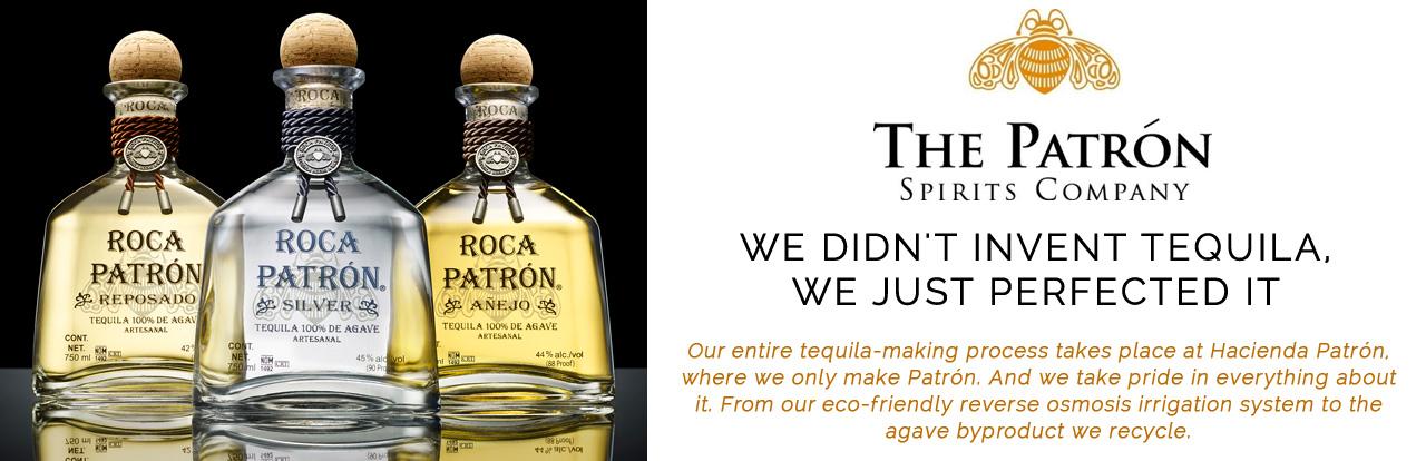 Tequila - Patrón