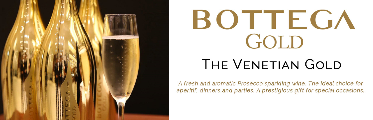 Bottega Gold Sparkling Wine