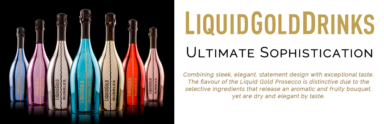 Liquid Gold Sparkling Wine