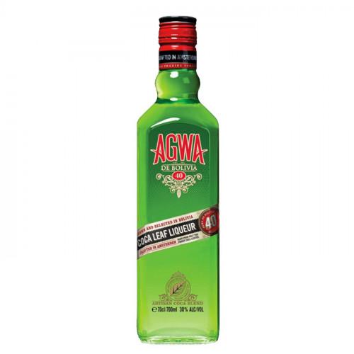 Agwa Coca Leaf | Dutch Liqueur