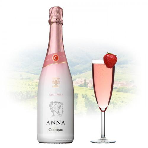 Anna de Codorníu - Brut Rose | Spanish Sparkling Wine