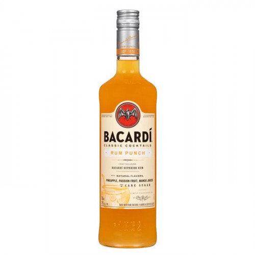Bacardi - Rum Punch   Rum Cocktail