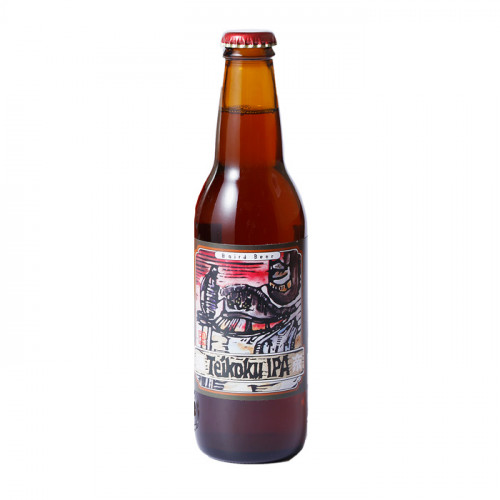 Baird Teikoku Ipa - 330ml (Bottle) | Japan Beer