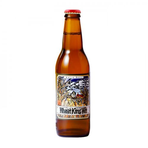 Baird Wheat King Wit - 330ml (Bottle) | Japan Beer