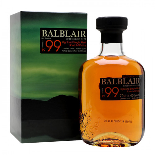 Balblair Vintage 1999 Highland Single Malt   Philippines Manila Whisky