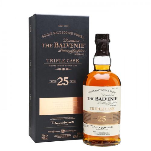 Balvenie 25 Year Old Triple Cask | Single Malt Scotch Whisky