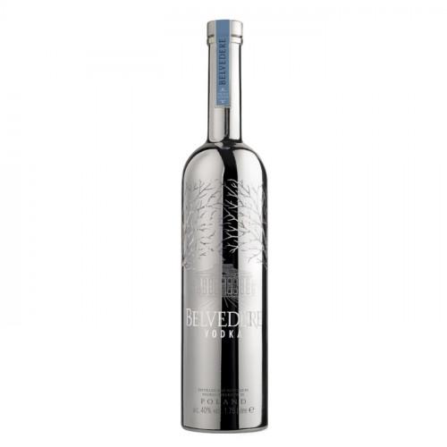 Belvedere Silver Sabre Bespoke Edition - 1.75L | Polish Vodka