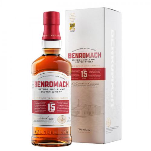 Benromach - 15 Year Old | Single Malt Scotch Whisky