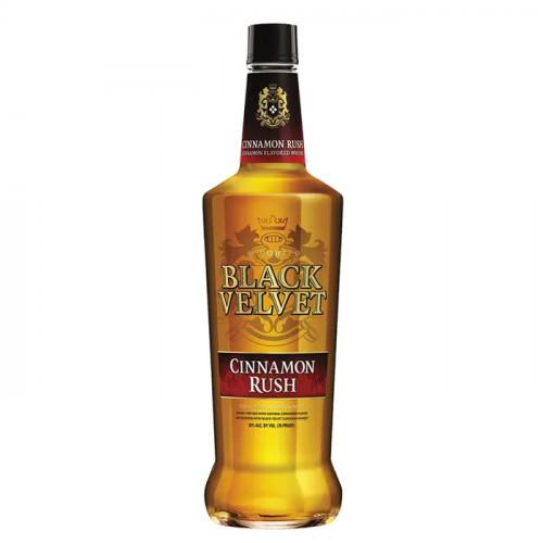 Black Velvet - Cinnamon Rush  | Canadian Whisky Liqueur