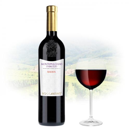 Boccantino - Montepulciano d'Abruzzo Riserva | Italian Red Wine