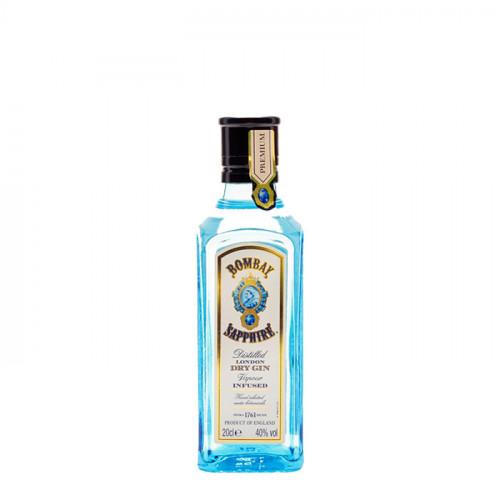 Bombay Sapphire - 200ml Miniature | London Dry Gin