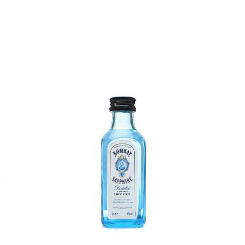 Bombay Sapphire - 50ml Miniature | London Dry Gin