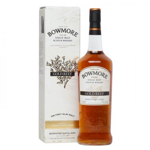 Bowmore Gold Reef 1L | Single Malt Scotch Whisky