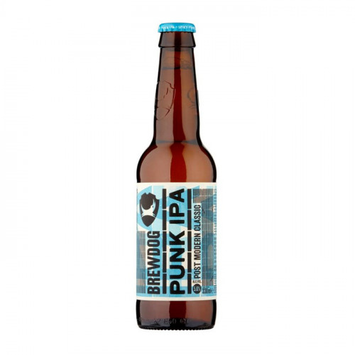 Brewdog Punk Ipa - 330ml (Bottle) | Scottish Beer