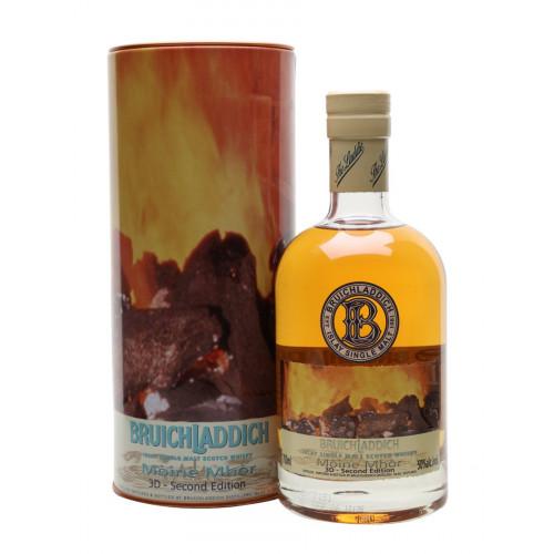 Bruichladdich Moine Mhor 3D 2nd Edition | Single Malt Scotch Whisky | Philippines Manila Whisky