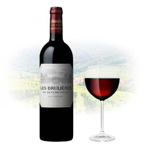 Brulières De Beychevelle - Haut-Médoc | French Red Wine