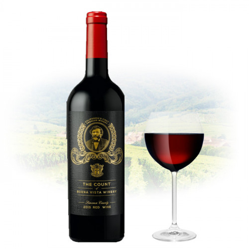 Buena Vista The Count Sonoma County Red | Philippines Manila Wine