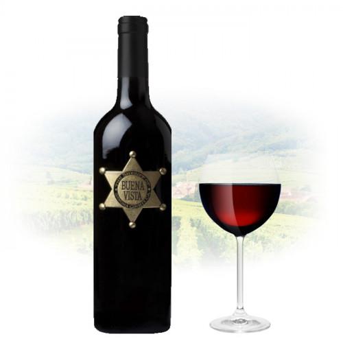 Buena Vista - The Sheriff of Buena Vista   Californian Red Wine