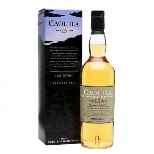 Caol Ila 15 Years Old | Whisky Philippines