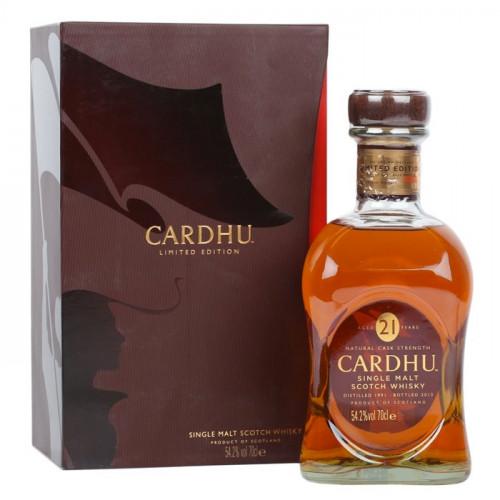 Cardhu - 21 Year Old | Single Malt Scotch Whisky