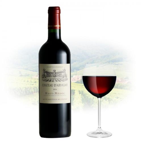 Château d'Arvigny - Haut-Médoc | French Red Wine