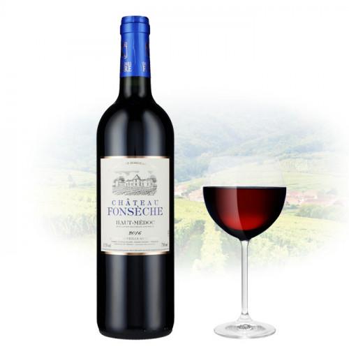 Château Fonsèche - Haut-Médoc   French Red Wine