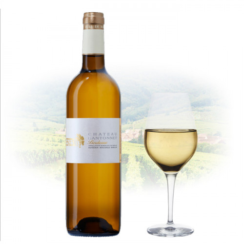 Chateau Gantonnet Bordeaux Blanc   Manila Wine Philippines
