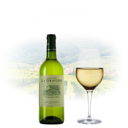 Chateau La Graviere - Blanc - 375ml (Half-Bottle) | French White Wine