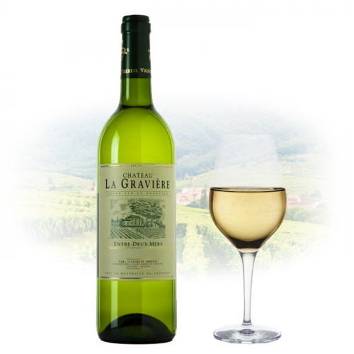 Chateau La Graviere - Blanc | French White Wine