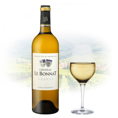 Château Le Bonnat - Graves Blanc   French White Wine