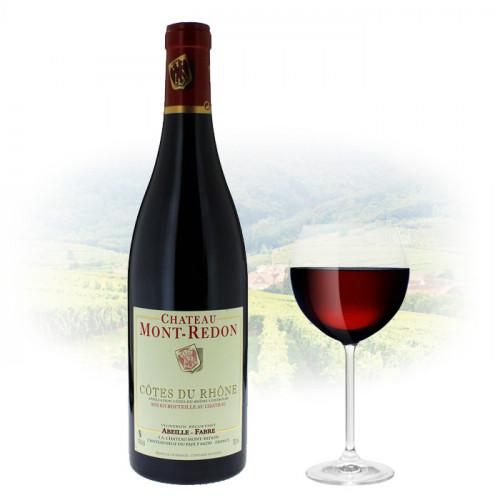 Château Mont-Redon Côtes-du-Rhône Rouge | French Red Wine