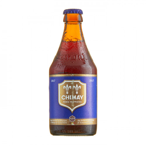Chimay Blue - 330ml (Bottle) | Belgian Beer