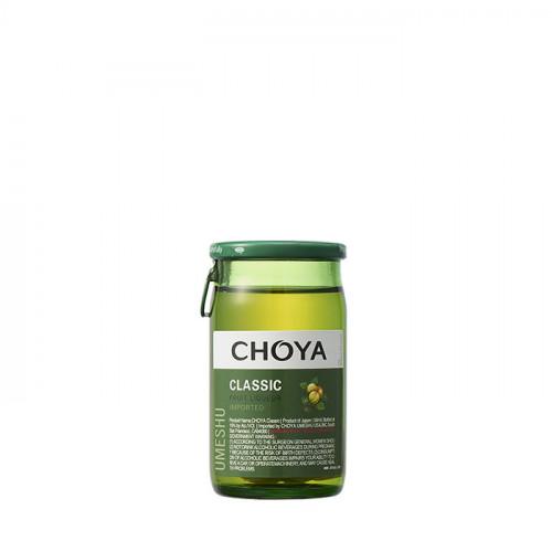 Choya Umeshu Classic - 50ml | Japanese Ume Liqueur (with Fruits)
