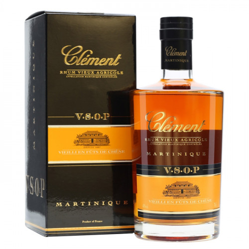 Clement - VSOP   French Carribean Rum