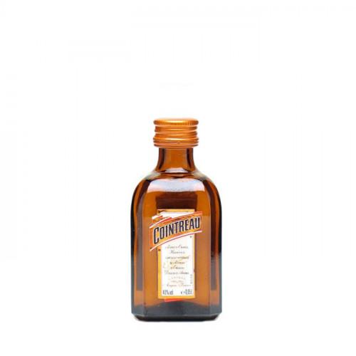 Cointreau 5cl Miniature French Orange Liqueur | Philippines Manila Spirits Miniature